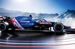Alpine F1