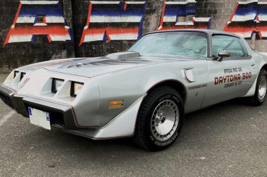 Avant - Pontiac Firebird Trans AM 10th Anniversary