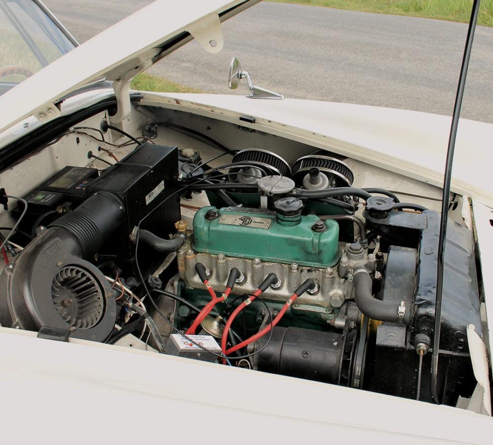 RetroRacing - Moteur MG MIDGET 1969