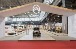 Citroën fête ses 100 ans en 2019