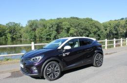 Renault Captur E-TECH Plug-in Hybride