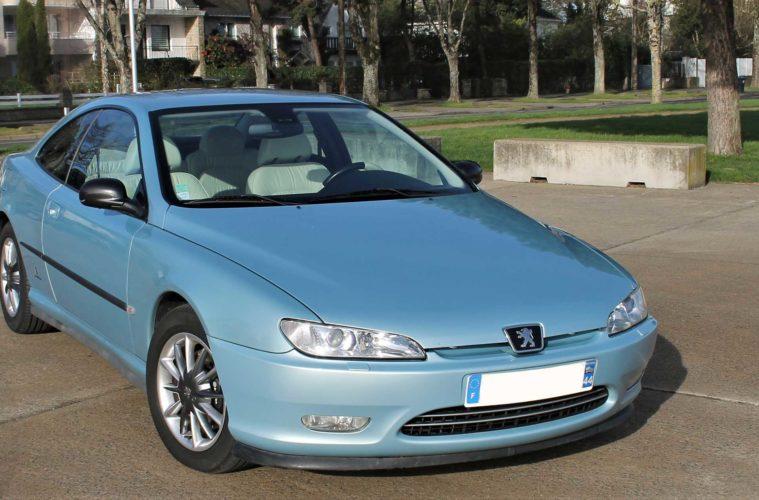 406 coupé