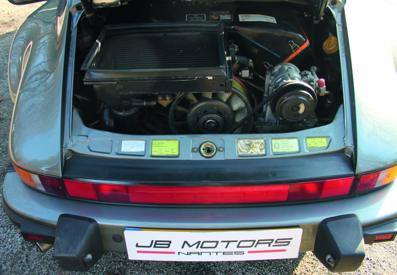 Moteur Porsche 911 Turbo
