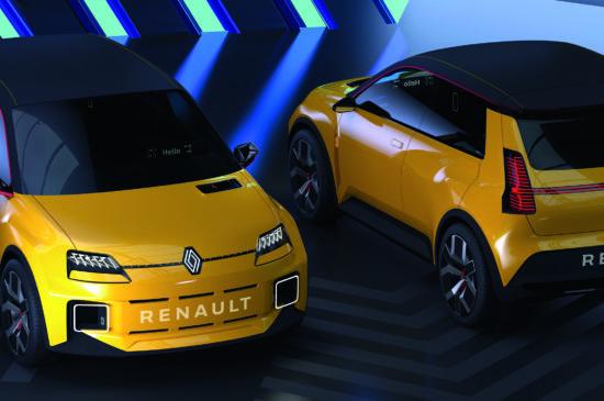 Prototype: Renault 5