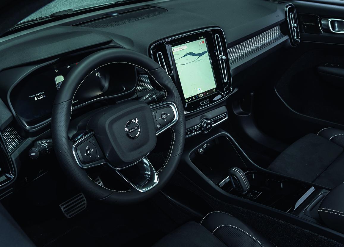Intérieur Volvo XC 40
